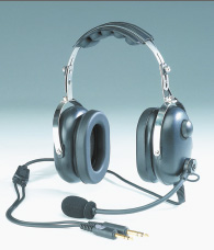 Aviation Headset(Over The Head Type)